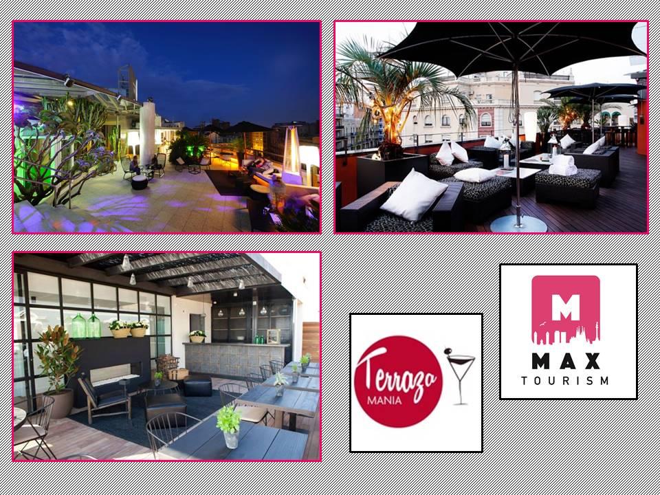 Las mejores terrazas de hoteles en barcelona por max tourism - Terrazas hoteles barcelona ...