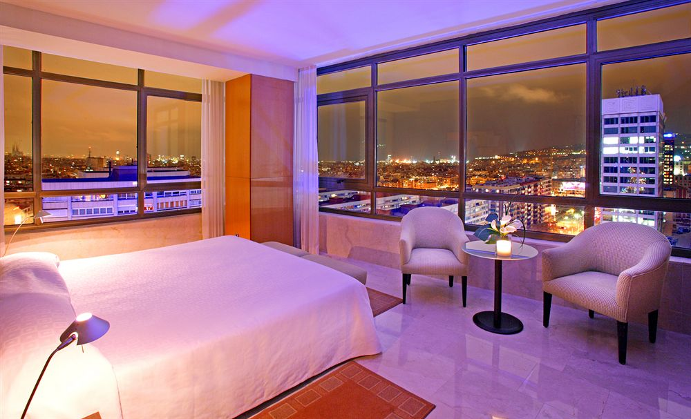 Gran Hotel Torre Catalunya Barcelona The Best Views Of City