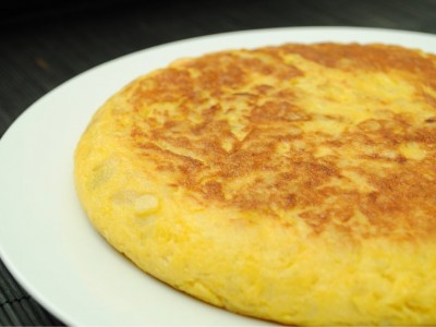 How to make a Spanish Omelette