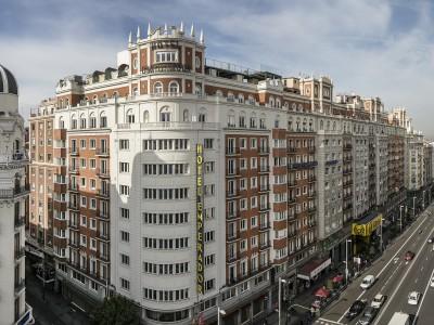 Hotel Emperador Madrid