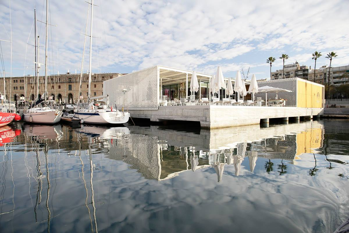 Diary of a successful event by incentives barcelona for Oneocean club barcelona