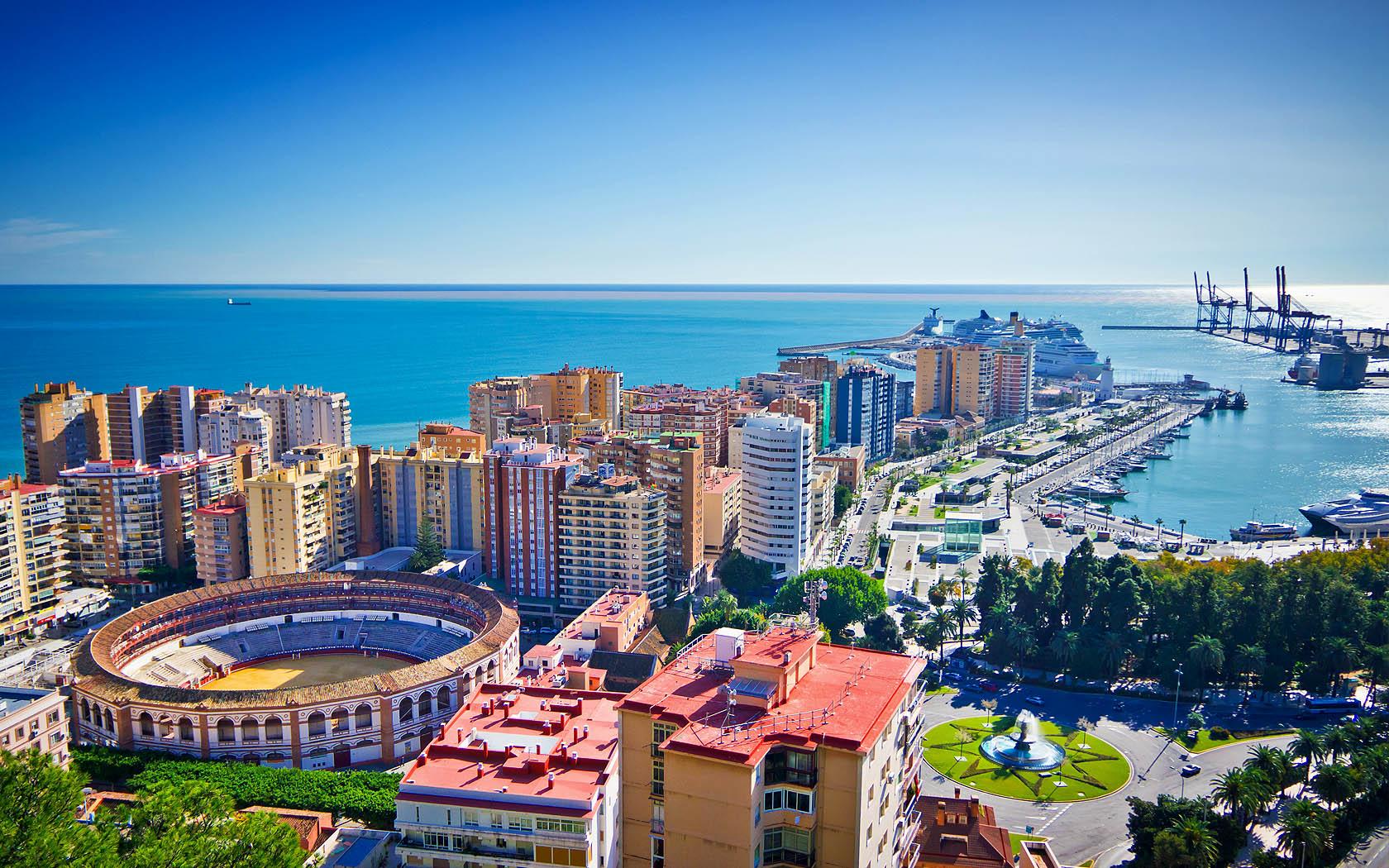 M laga se mueve max tourism for Oficinas de endesa en malaga