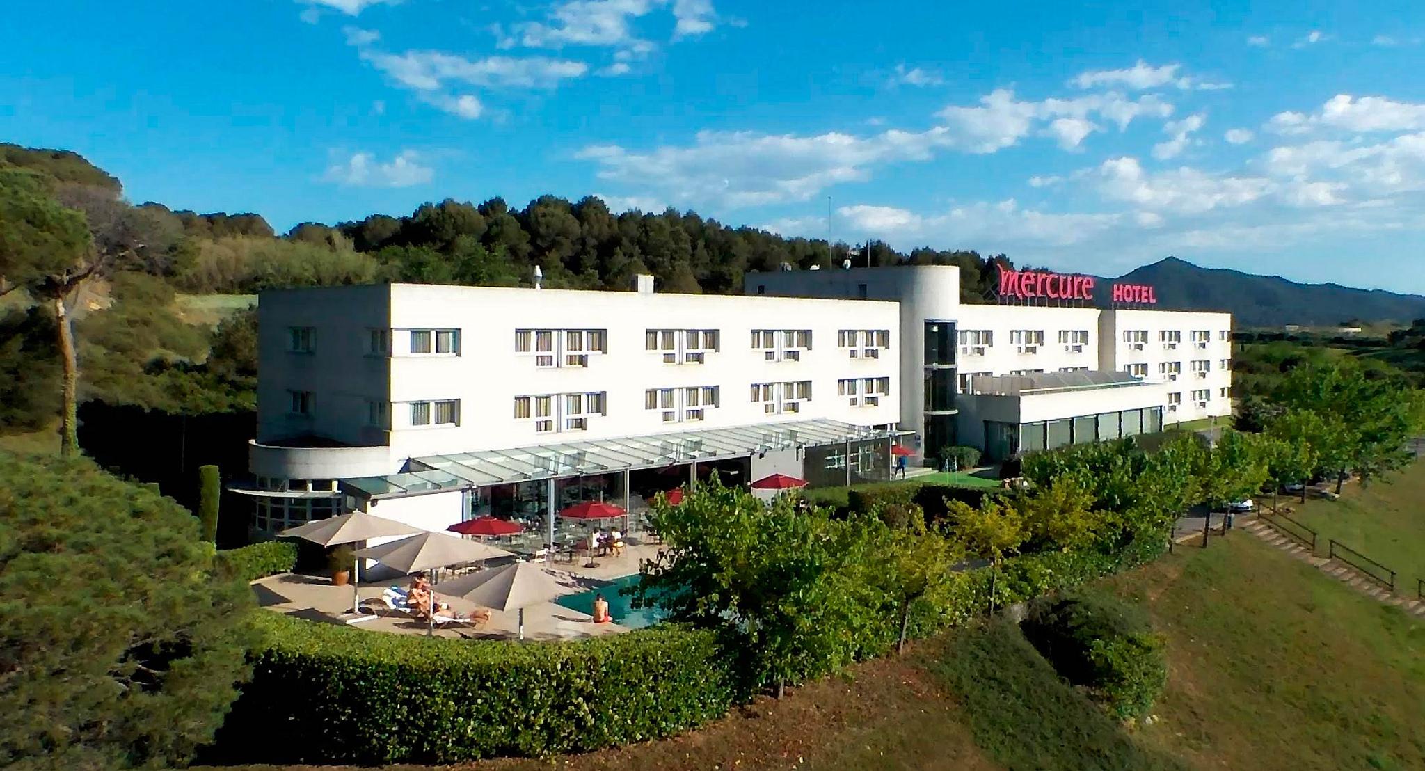 Hotel Mercure Augusta Barcelona