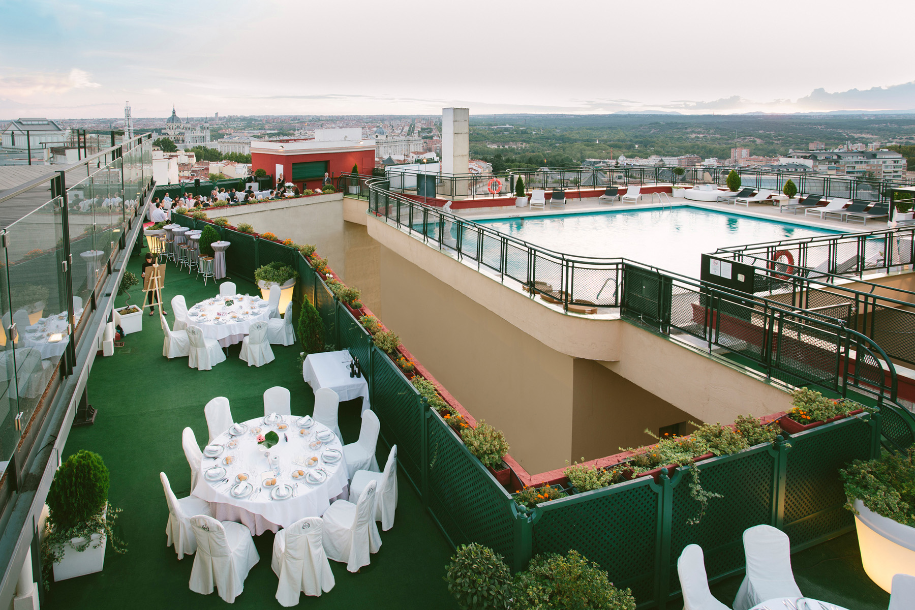 Hotel Emperador The Best Views Of Madrid Max Tourism