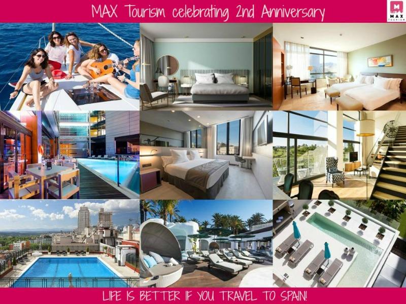 MAX Tourism 2nd Anniversary