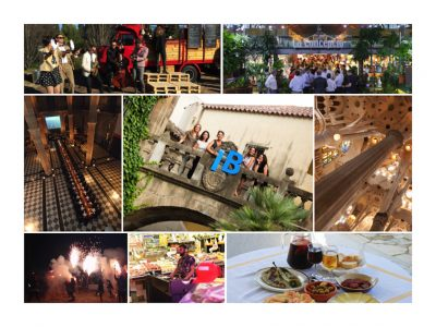 DMC Incentives Barcelona