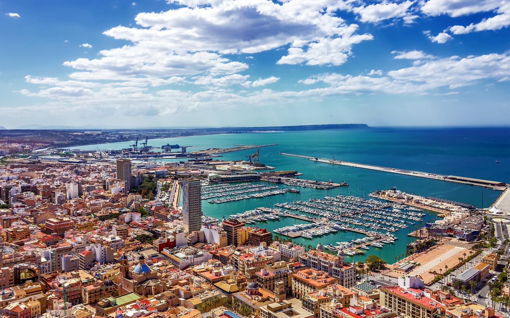 Alicante incentives