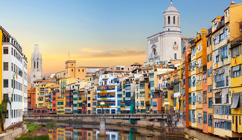 Ciutat De Girona Hotel Girona Espagne