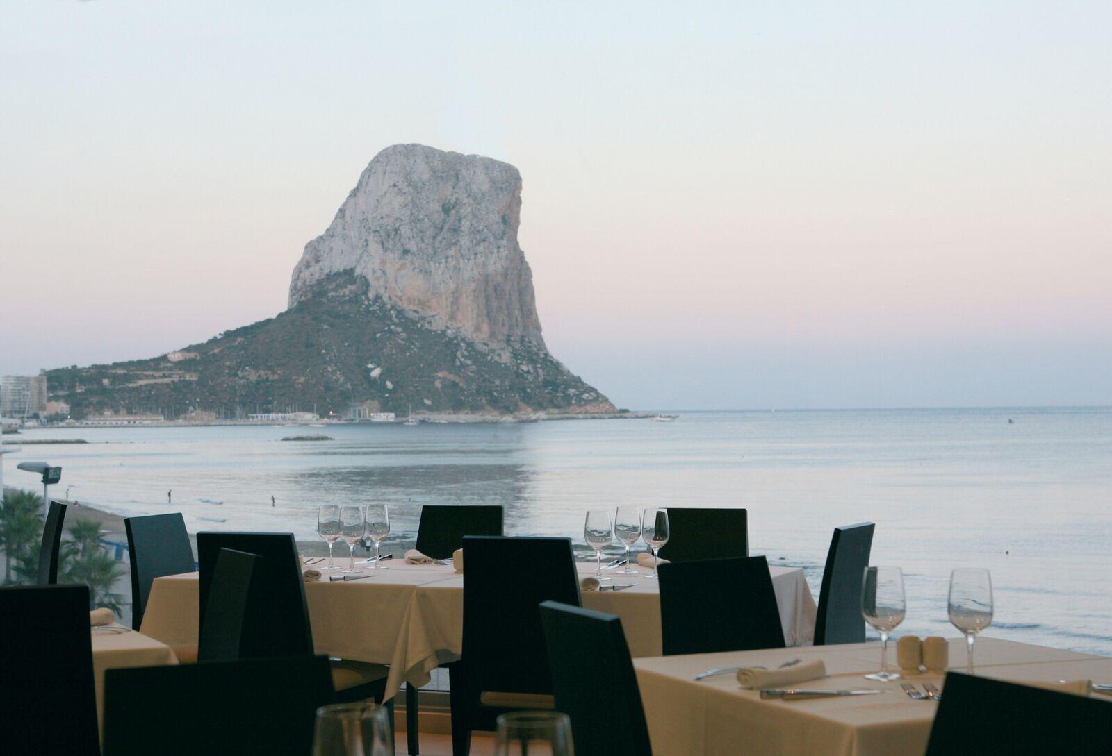 Gran Hotel Sol y Mar  lujo en el corazón de Calpe  4e6cfa85e076