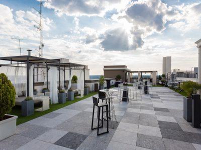 Terrace Hotel Emperador