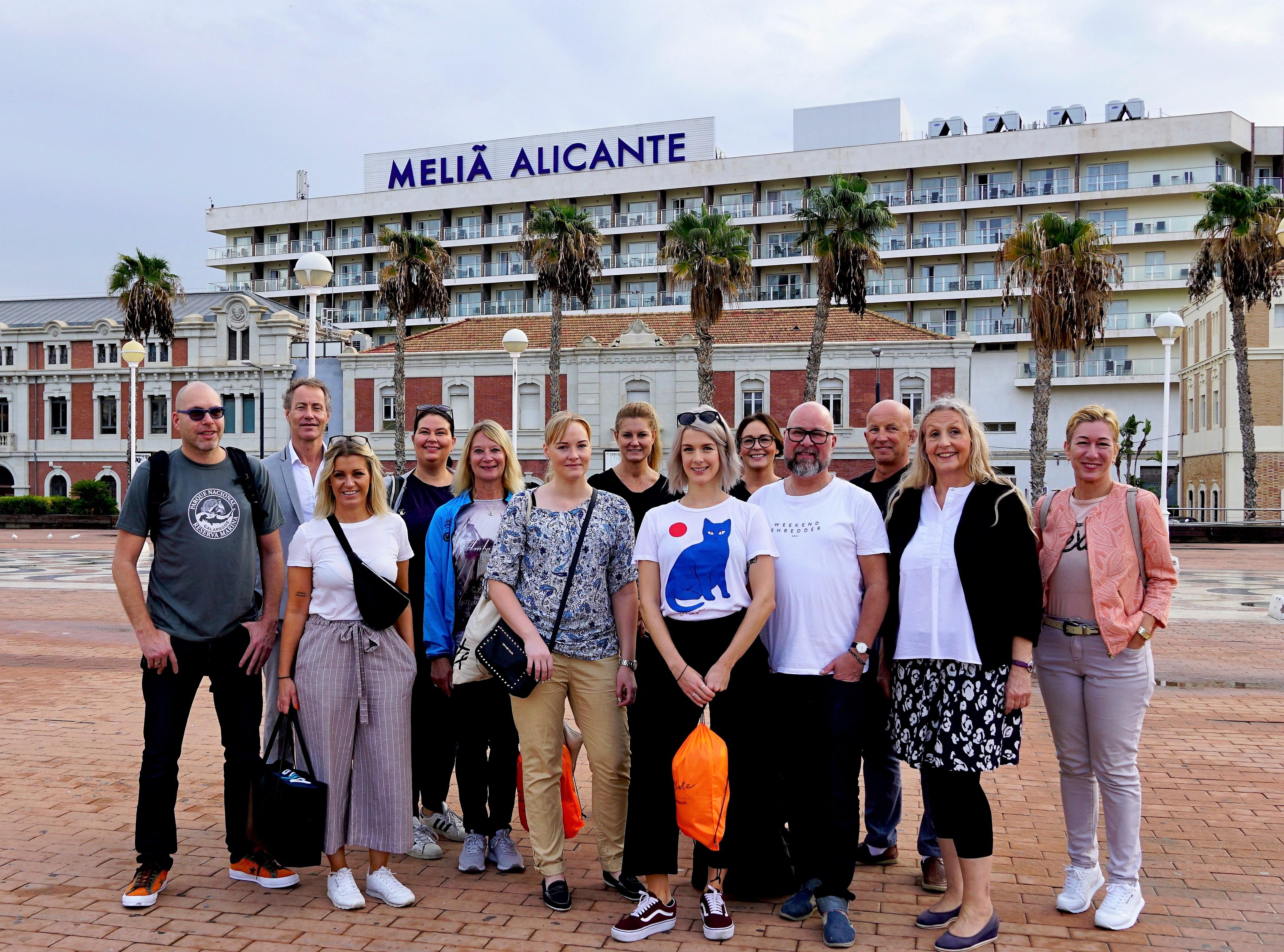 Fam Trip Alicante